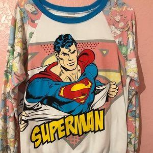 Dc Comics Supermán sweater